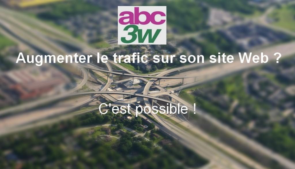 abc3w création trafic Web